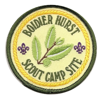 Boidier Hurst badge